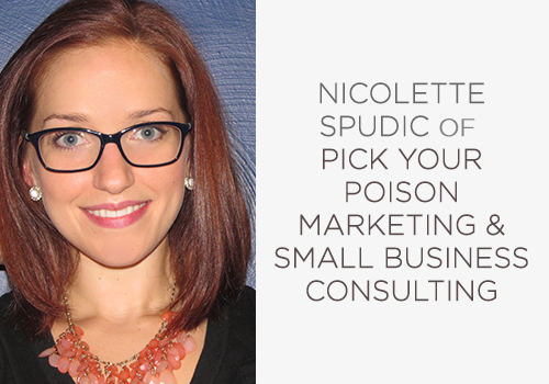Member of the Month: Nicolette Spudic