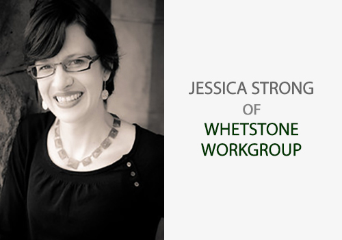 Member of the Month: Jessica Strong