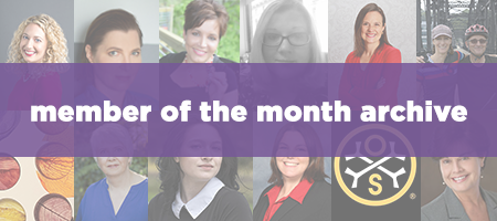 View Member of the Month Archive