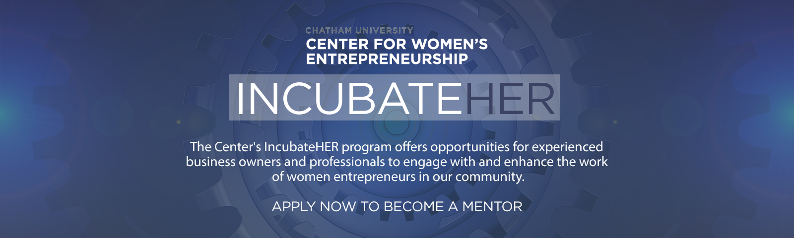 IncubateHer | Become a Mentor