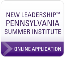 Apply Now for the NEW Leadership™ Pennsylvania Summer Institute 2015 Program